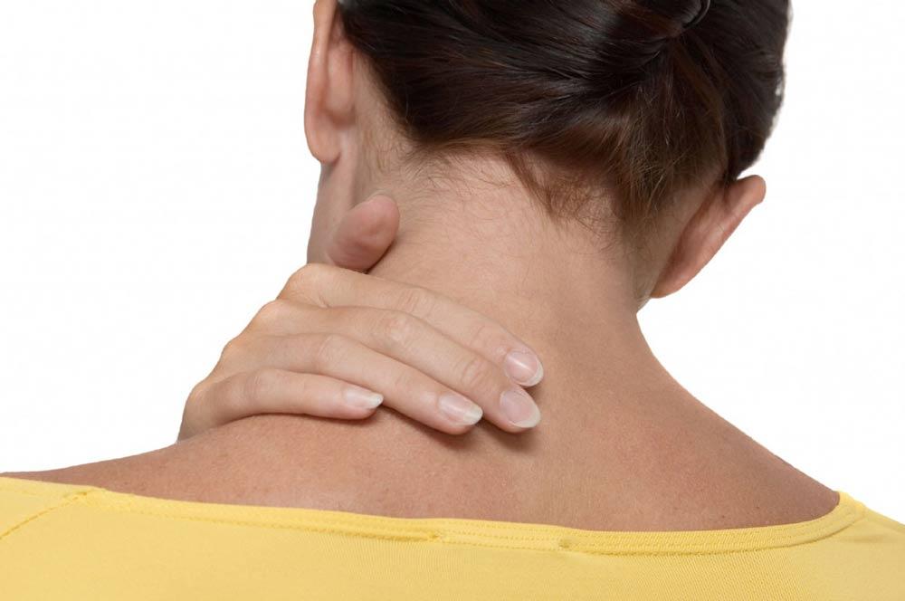 Il dolore al collo: la cervicale
